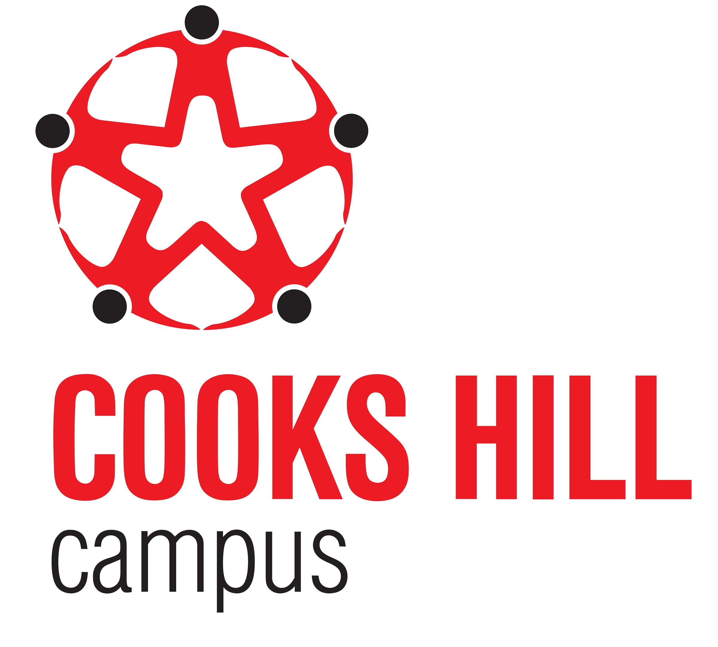 Cooks Hill Campus logo