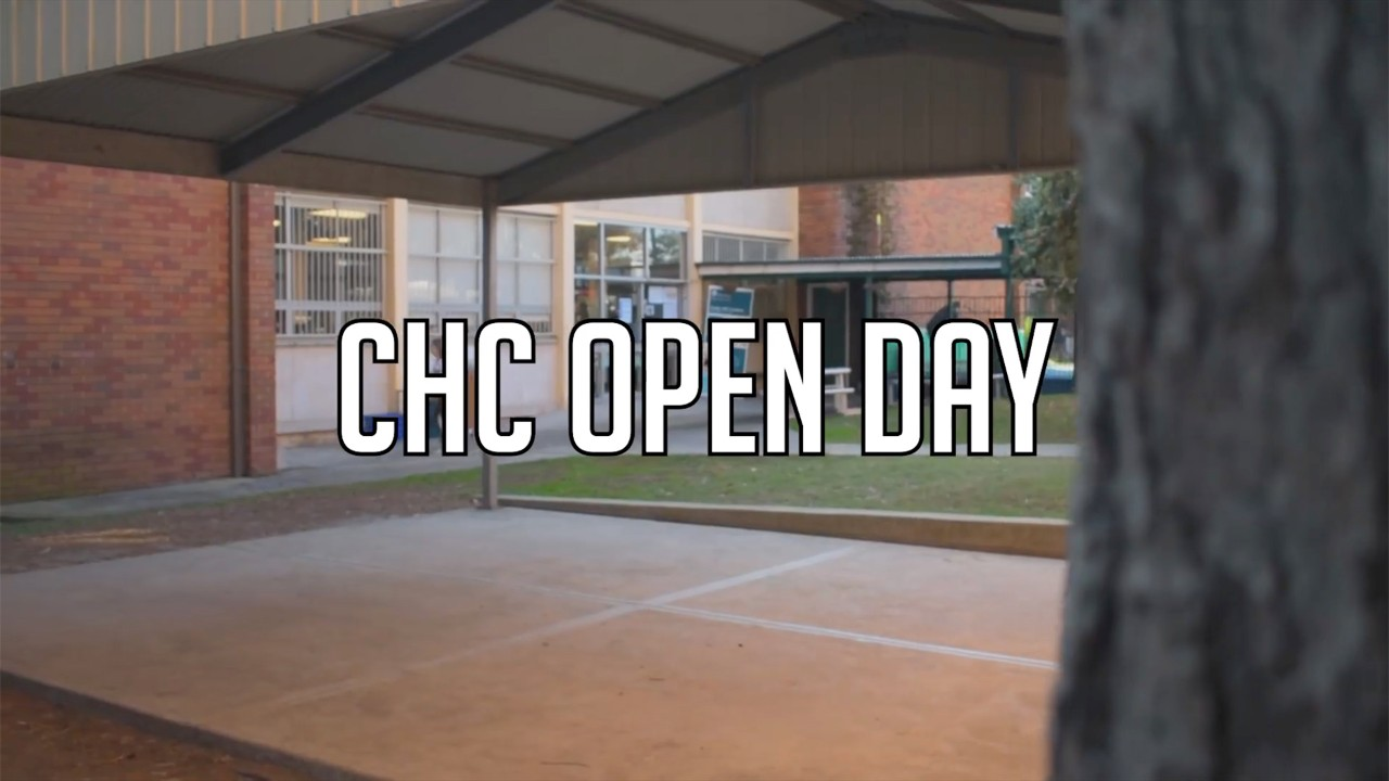 cooks hill campus open day